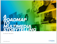 Multimedia Storytelling ebook by Martin Waxman